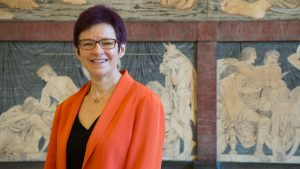 Dr Celia Caulcott has been appointed the next Vice-Provost (Enterprise)