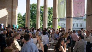 On Tuesday 20th June 2017 UCLB hosted its annual summer reception