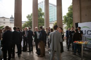 On Tuesday 12 July 2016 UCLB hosted its annual summer reception
