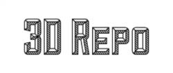 3D Repo logo