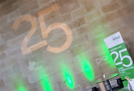 UCLB Toasts 25 Years of UCL Innovation at its Annual Summer Reception