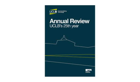 Annual Review UCLB's 25th Year