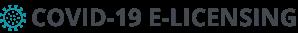 covid-19 licensing logo