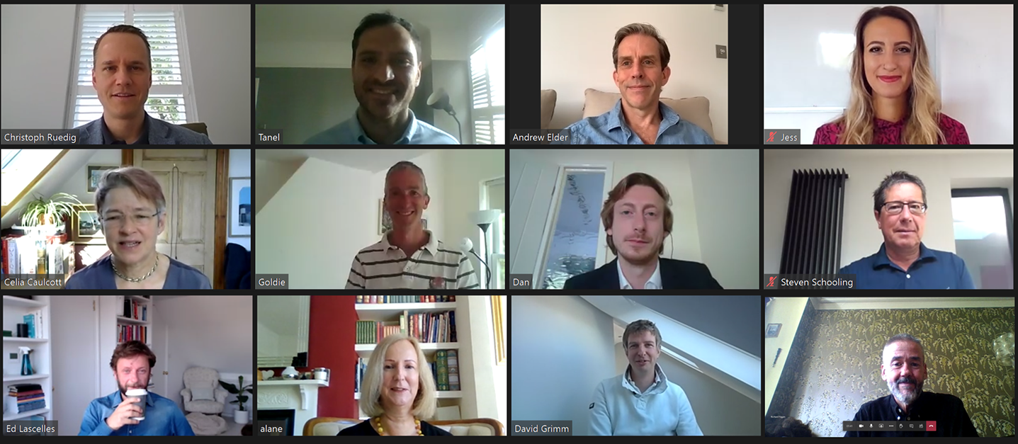 UCL technology Fund Team